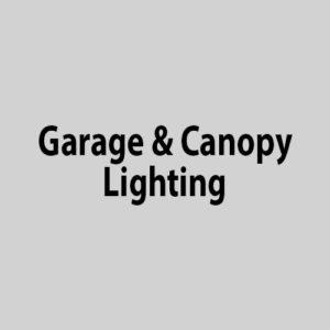 Parking Garage/Canopy Lighting