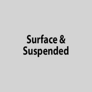 Surface & Suspended