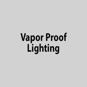 Vapor Proof