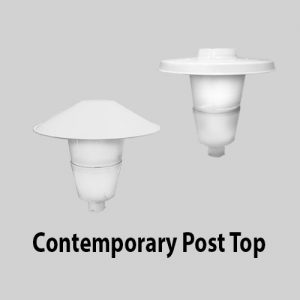 Contemporary Post Top
